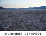 death valley national park | Shutterstock . vector #797454901