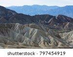 death valley national park | Shutterstock . vector #797454919