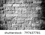 the image of the wall  for use... | Shutterstock . vector #797637781