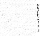 abstract grunge grey dark... | Shutterstock . vector #797661799
