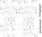 abstract grunge grey dark...   Shutterstock . vector #797685637
