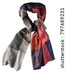 scarf summer. multicolored... | Shutterstock . vector #797689231