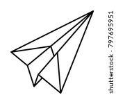 send mail paper plane