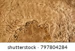 travel abstract shot of mud... | Shutterstock . vector #797804284