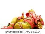 ganesha statue in thailand | Shutterstock . vector #79784110