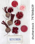 beetroot vegetable health and... | Shutterstock . vector #797848639