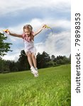 skipping  rope | Shutterstock . vector #79898353