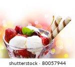ice cream | Shutterstock . vector #80057944