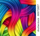 colorful  abstract background | Shutterstock . vector #80072857