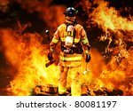 In To The Fire  A Firefighter...