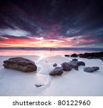 Australian Seascape At Dawn...