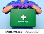 photo of a nurse in uniform... | Shutterstock . vector #80133217