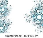 floral background | Shutterstock . vector #80143849