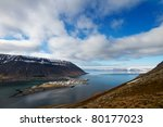 this is the city of isafjordur...