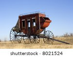 Stagecoach   Ready To Travel...