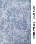 Cool Blue Distressed Retro...