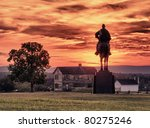 Sunset View Of The Statue Of...
