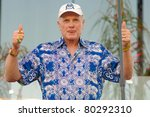 sacramento  ca   july 1  mike... | Shutterstock . vector #80292310