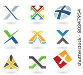 vector illustration of abstract ... | Shutterstock .eps vector #80347954