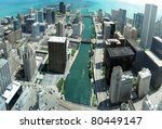 Chicago Skyline Panorama From...