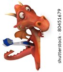 dragon   Shutterstock . vector #80451679