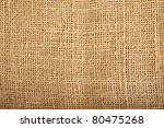 Background And Texture Of Jute...