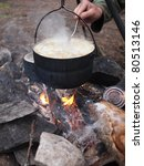 Traditional Campfire Cooking
