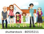a vector illustration of a... | Shutterstock .eps vector #80535211