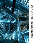 industrial zone  steel... | Shutterstock . vector #80614222