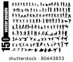 Vector Set Of 150 Very Detaile...