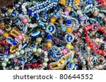 Colorful  Bracelets With The...