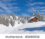 Typical Swiss Winter Season...