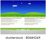 the background consists of... | Shutterstock .eps vector #80684269