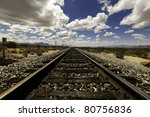 Endless Railroad Tracks
