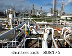 fertilizer factory in bontang ... | Shutterstock . vector #808175