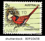 Australia   Circa 1978  A Stam...