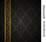 Luxury Seamless Gothic...