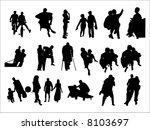 family | Shutterstock .eps vector #8103697