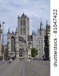 Belgium  Ghent  Unesco World...