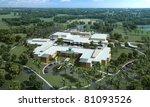 3d building landscape | Shutterstock . vector #81093526