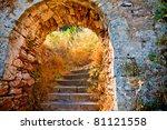 Stairways To The Palamidi...