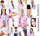Medical Concepts Collage
