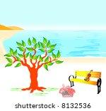 baclground | Shutterstock .eps vector #8132536