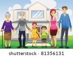 a vector illustration of a... | Shutterstock .eps vector #81356131