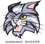 wildcat | Shutterstock .eps vector #81415249