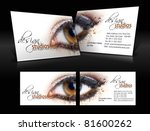 Vector Business Card Set  ...