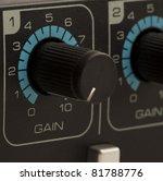 Sound Card Closeup