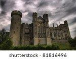 View Of Arundel Castle In...