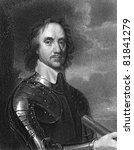 Oliver Cromwell  1599 1658 ....