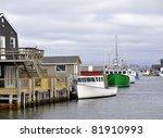 East Coast Fishing Village...